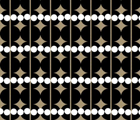 pearls fabric by ottomanbrim on Spoonflower - custom fabric