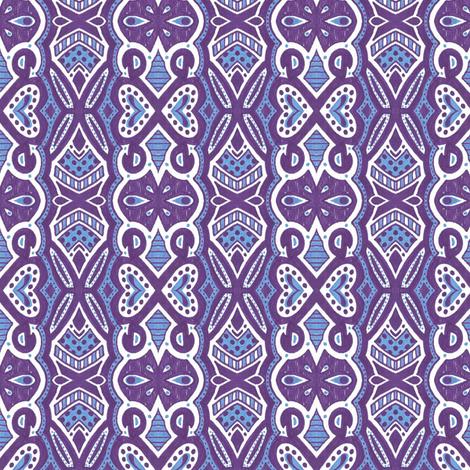 Mercyville fabric by siya on Spoonflower - custom fabric