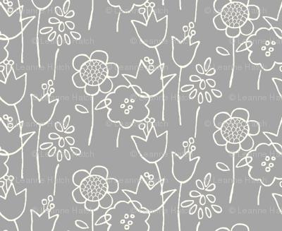 Garden Variety (gray)