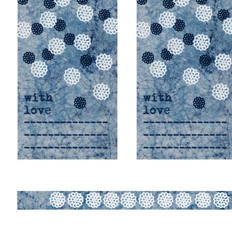 GiftTags fabric by sraka on Spoonflower - custom fabric