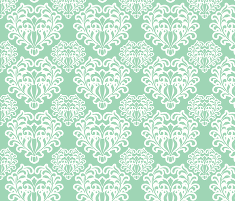 Damask soft fabric by myracle on Spoonflower - custom fabric