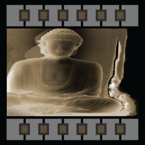 My_Buddha_Bella fabric by designergena on Spoonflower - custom fabric