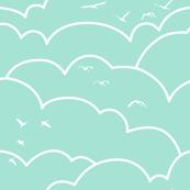 flying high - mint