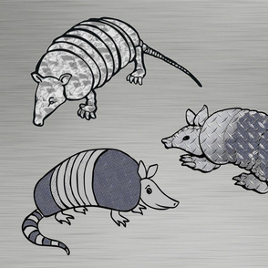 ARMADILLO ARMOUR PILLOW