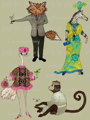 aristocrat party