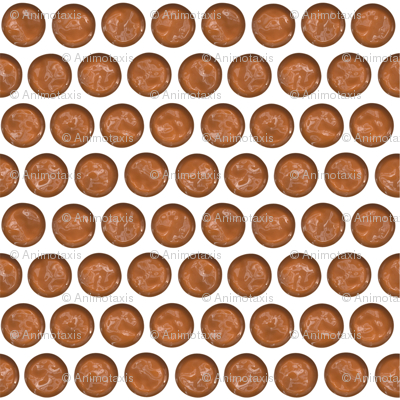 Toffee Buttons