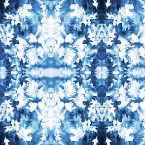 Blue Leaves Light
