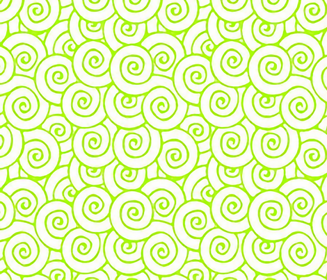Swirls large fabric by flyingfish on Spoonflower - custom fabric