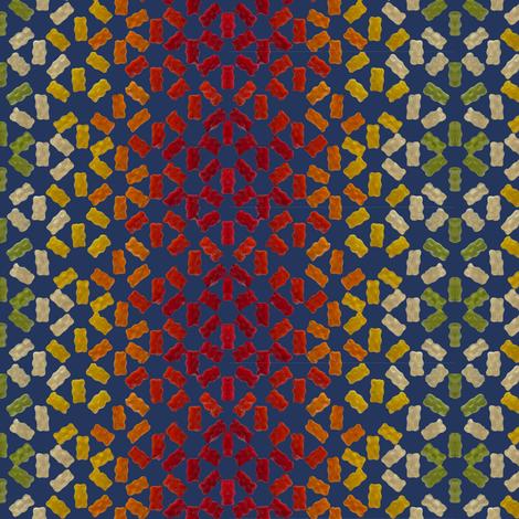 gummideken_02 fabric by zandloopster on Spoonflower - custom fabric