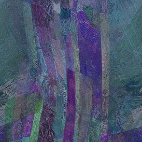 Hyacinth  Blue Strata