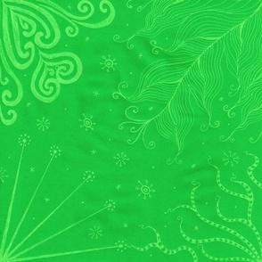 Kayi, Green, Large