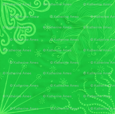 Kayi, Green, Medium