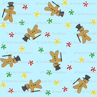 Gingerbread Gentlemen