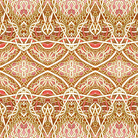 Roots fabric by edsel2084 on Spoonflower - custom fabric