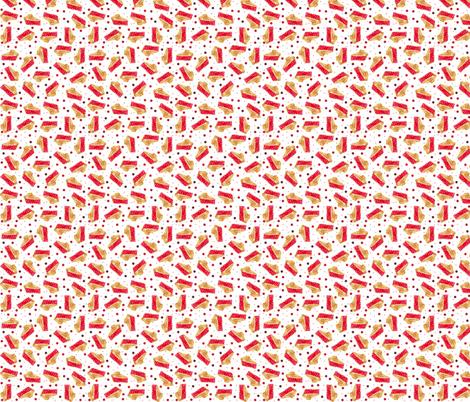 Cheery Cherry  fabric by graceful on Spoonflower - custom fabric