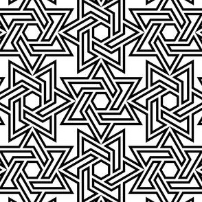 01642896 : star of david - p4