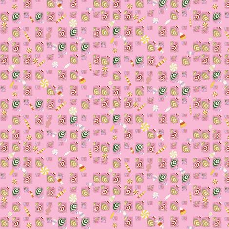 Candy Store fabric by mihaela_zaharia on Spoonflower - custom fabric