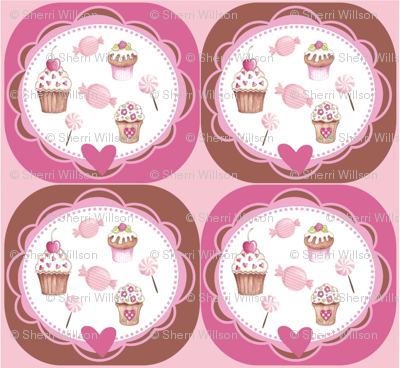 CUPCAKES&CANDY