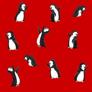 penguins_dancing__red