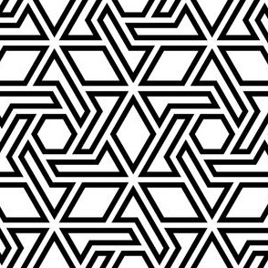 01643822 : star of david p6