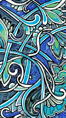 Aquamarine Fantasy