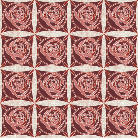 Roses (deco) fabric by kirpa on Spoonflower - custom fabric