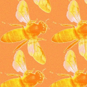 bees, bees, bees.