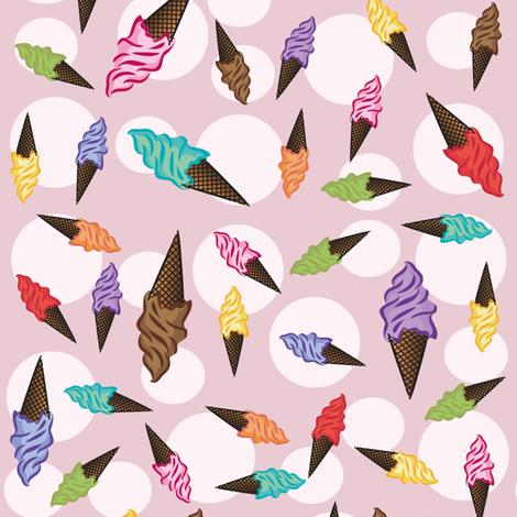 my favorite taste!!! fabric by mehdimashayekhi on Spoonflower - custom fabric