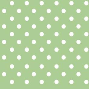 Fall Tango green dots