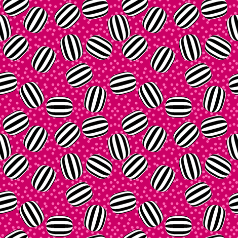 bah humbug! fabric by sef on Spoonflower - custom fabric