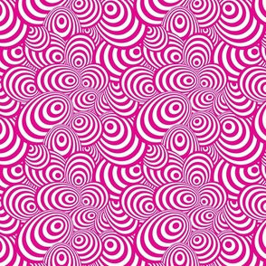 Psychedelic Zebra Pink