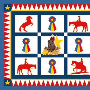 Champion_Western_Horse_Quilt