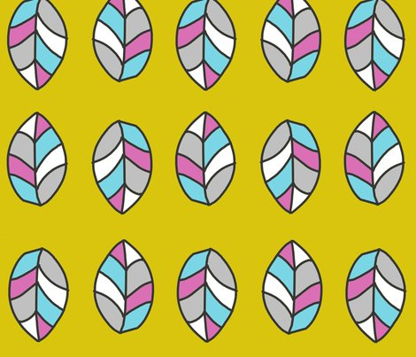 Leaf-spoonflower-yellow_shop_preview