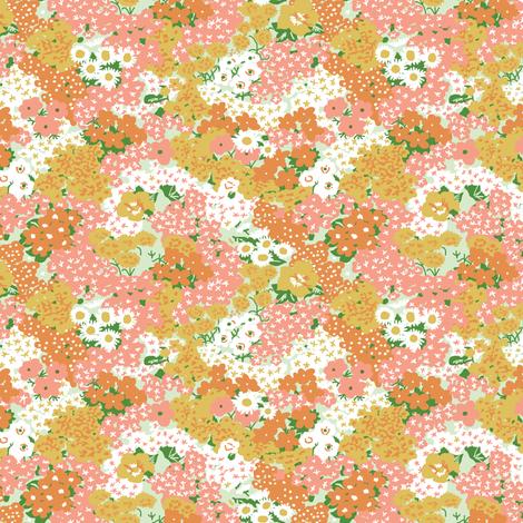 vintage 9 fabric by kategabrielle on Spoonflower - custom fabric