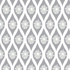 Modern Grey and White