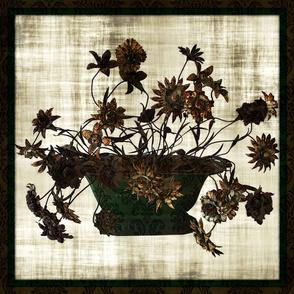 jardiniere toile