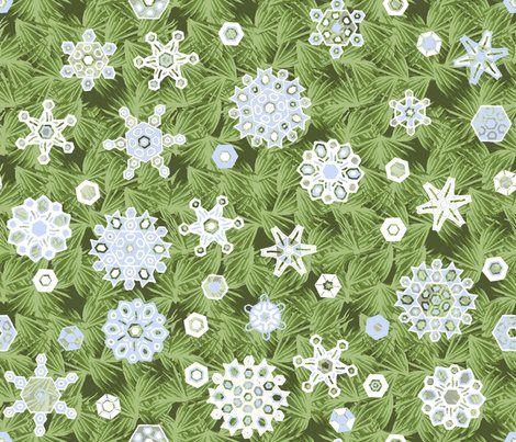 Snowflakes_and_pine_repeat_d_shop_preview