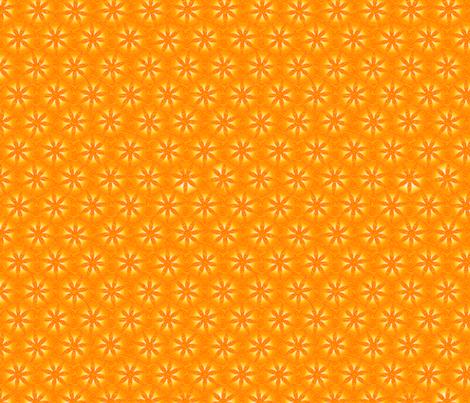 swirley_jingle_golden fabric by glimmericks on Spoonflower - custom fabric