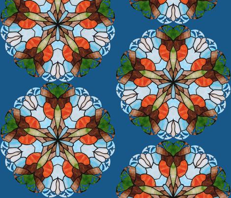 ArtGlass1 fabric by fantasycreations on Spoonflower - custom fabric
