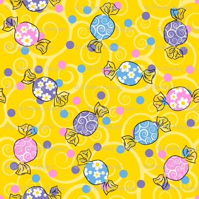 Sweetie Pie - Dark Yellow