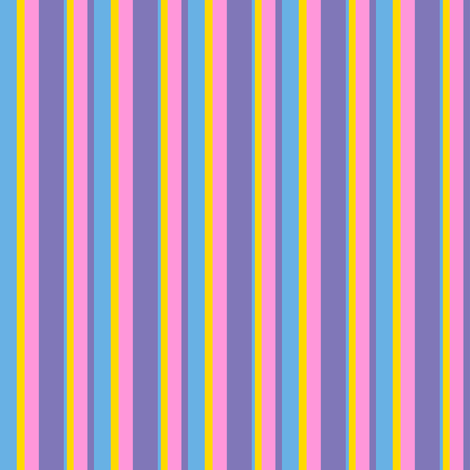 Sweetie Pie Stripe fabric by shelleymade on Spoonflower - custom fabric