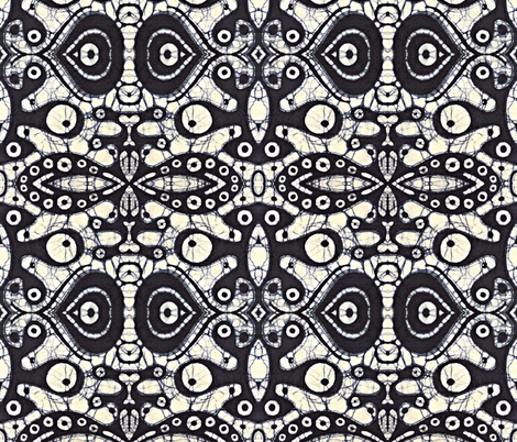 karen4 fabric by hooeybatiks on Spoonflower - custom fabric