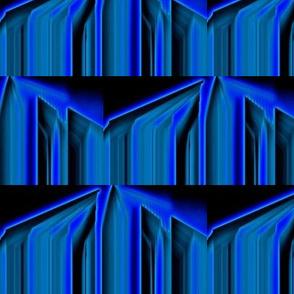 Blue Saw Neon