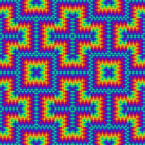 Rainbow Geometry 2