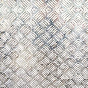 metallic hash