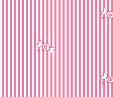 Candy Stripes fabric by artsycanvasgirl on Spoonflower - custom fabric