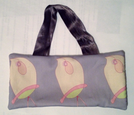 Leggy Bird - gray