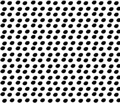 panda eyes fabric by dollop on Spoonflower - custom fabric