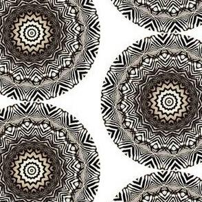 Zesty Zebra Zircles 6