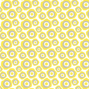 Fried Circles Yellow